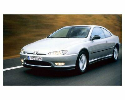 1997 Peugeot 406 Coupe Factory Photo uc7431