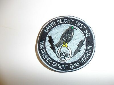 e1826 US Air Force Groom Black Ops 486th Flight Test Sq Squadron IR16C