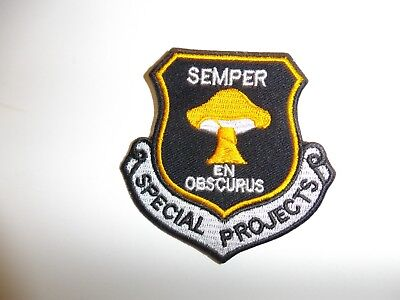 e1827 US Air Force Groom Black Ops Special Projects F117A IR16D