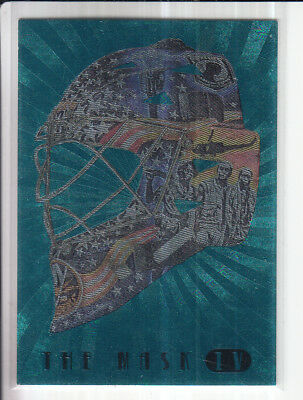 06/07 Itg Between The Pipes Rick Dipietro Mask Iv Insert #15