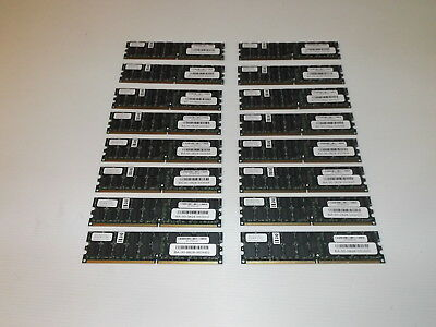 Netapp FAS memory Lot of 16 chips 107-00038 BA-00-828 0828PK 3735