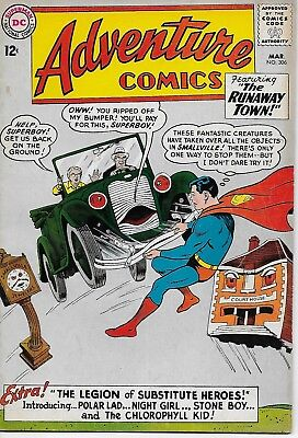 Adventure Comics #306 Fine Condition from DC Comics