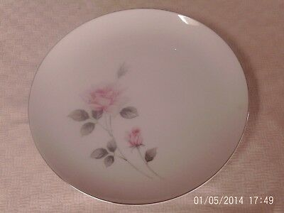"Vintage Norleans Contessa 12"" Chop/Round Platter Beautiful Pink Roses"