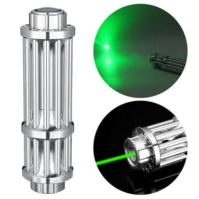 532nm 20 Miles Green Power Laser Pointer Pen Lazer Zoomable Beam Light Tool Gift