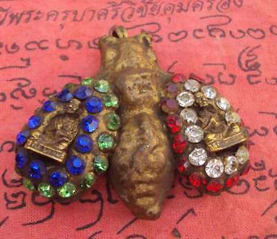 Old Pendant ''Tor Ngern Tor Tong '' Wat Phra Kaew and many have Sarira