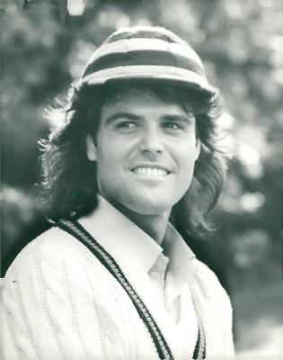 Donny osmond member of The Osmonds singing group. - Vintage photo