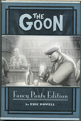 Goon Fancy Pants Edition vol 1 HC, Eric Powell, signed edition