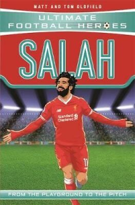 Salah - Collect Them All! (Ultimate Football Heroes) 9781789460063
