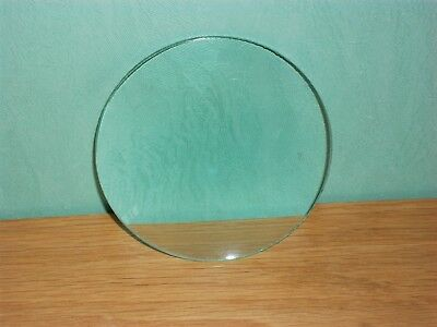 VINTAGE DOUBLE CONVEX CONVERGING GLASS LENS 38 48 65 76 90mm dia photography