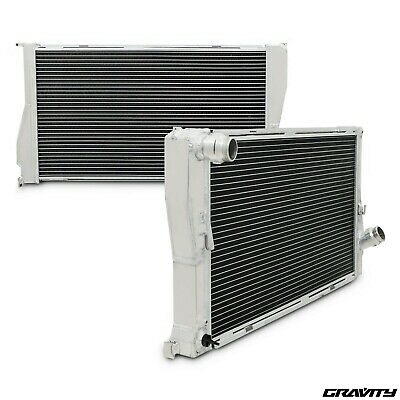 HIGH FLOW ALLOY RADIATOR FOR BMW 3 SERIES E90 E91 E92 E93 320d M47N2 N47 N47N