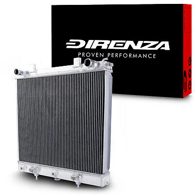 55mm ALUMINIUM ALLOY SPORT RADIATOR FOR LAND RANGE ROVER P38 2.5TD 94-99