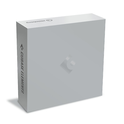 Steinberg Cubase Elements 10 (Boxed)