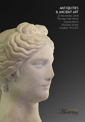 23rd-28th Nov 2018 EGYPTIAN ANTIQUITIES SALE: catalogues [3]