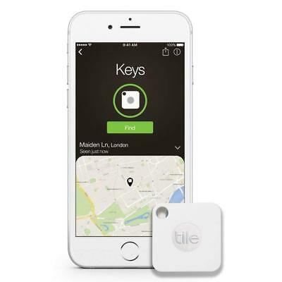 Tile Mate Anything Phone Key Finder Bluetooth Wireless Gps tracker Device 1 Pack