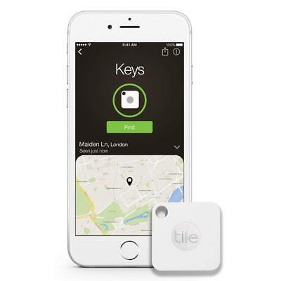 Tile Mate Anything Phone Key Finder Bluetooth Wireless Gps tracker Device 4 Pack