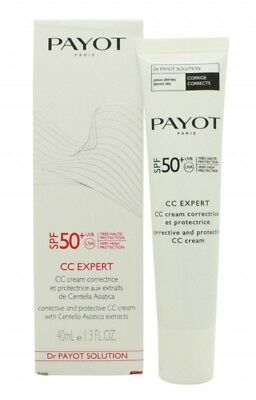 Payot Cc Expert Cc Cream - Women's For Her. New. Free Shipping