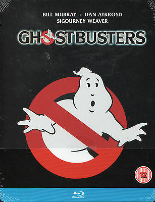 Ghostbusters - Collectors Blu-Ray Steelbook - Includes UV Digital Version - 1984