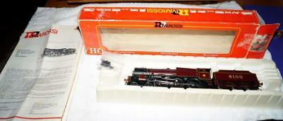 RIVAROSSI 1348 HO LMS 4-6-0 ROYAL SCOT CLASS LOCOMOTIVE 6100 in Box Really Great
