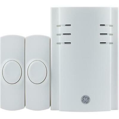 Ge Jas19300 Ge Wall Outlet Wireless Door Chime