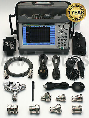 Anritsu S331L Site Master Cable & Antenna Analyzer SiteMaster S331