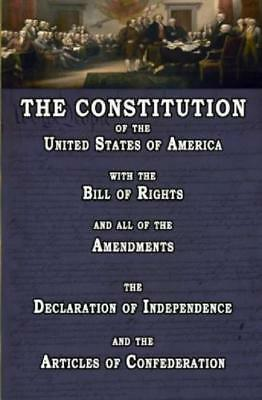 The Constitution Of The United States Of America, With The Bill Of Rights And Al