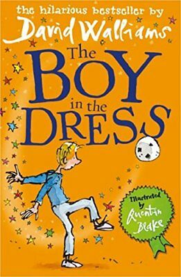 The Boy in the Dress, Walliams, David, New Book