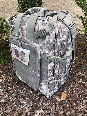 Stomp Bag Acu M2 Medic Bag Large Explorer First Aid Backpack Empty New