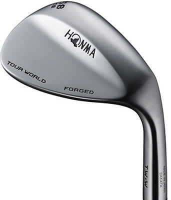 Honma Tour World TW-W3 Wedge Forged Steel 52 Loft 9 Bounce Stiff Right Hand