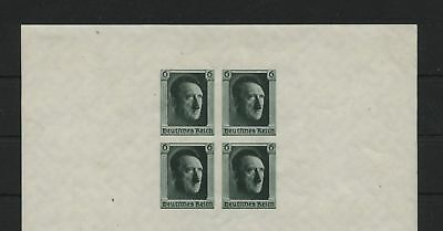 Deutsches Reich Block 8  , ** , * , o  , - 1. Nationale Briefmarkenausstellung