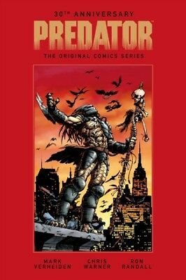 PREDATOR 30TH ANNIVERSARY ORIGINAL COMIC, Verheiden, Mark, 978150...