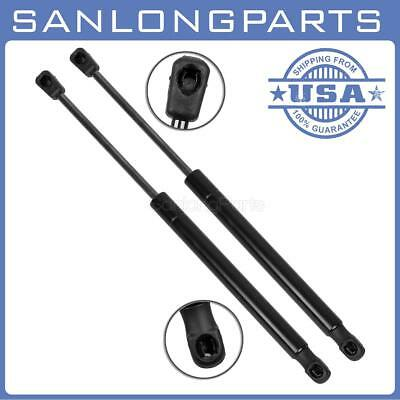 2 Rear Window Glass 4139 Lift Support Gas Springs Fits Ford Excursion 2wd Only
