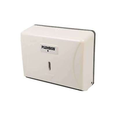 Plumbob Durable Impact-Resistant Hand Towel Dispenser - 260 x 205 x 100mm