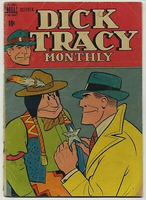 Dick Tracy Monthly 10 Early Issue
