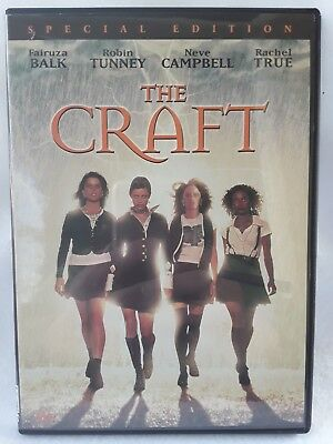 The Craft (Special Edition) DVD