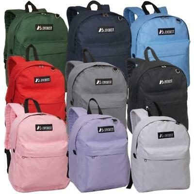 Everest 2045CR-NY 16.5 in. Classic Backpack