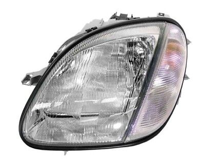 Headlight Assembly (Halogen) Magneti Marelli LUS4552 170 820 27 61