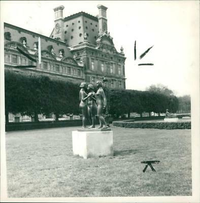 Works by Aristide Maillol - Vintage photo