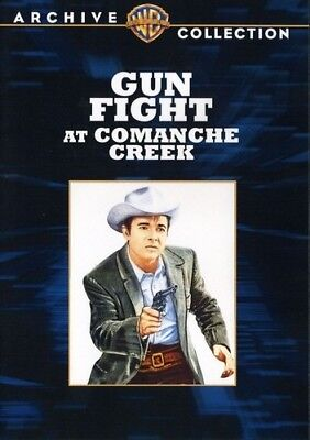 Gunfight At Comanche Creek New Dvd