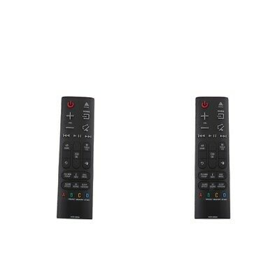 2x AH59-02630A Replaced Remote Control for Samsung HT-H6500WM HT-H7730WM