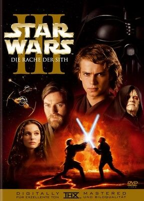 Star Wars Episode 3: Die Rache der Sith [Special Edition 2 DVD's]