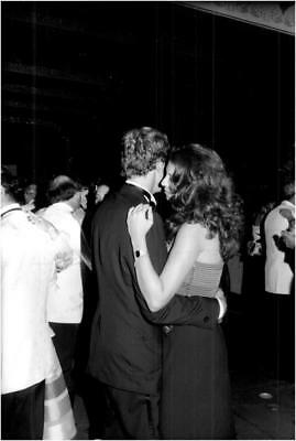 Prince Albert of Monaco is dancing with the photo-model Diamond Michelle at the