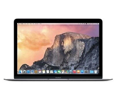 "Apple MacBook 2017 spacegrau MNYF2D/A 12"" Retina, 256GB SSD, 8GB Ram, 10.14, OVP"