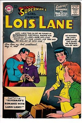 SUPERMAN'S GIRL FRIEND LOIS LANE #41, DC Comics (1963)