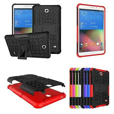 Hybrid Shockproof Hard Rubber Case Cover Skin for Samsung Galaxy Tab A 7.0 2016