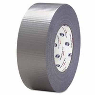 Intertape Polymer Group Dacron Cloth-Pe Film Duct Tapes 48 mmx54.8m 8 Mil Silver
