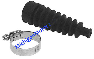 MerCruiser Shift Cable Bellows with Clamp - Replaces 74639A2, 18-2753-2 - EMP