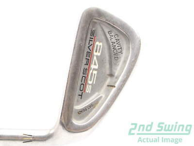 Tommy Armour 845S Silver Scot Single Iron 4 Iron 24* Steel Regular Right 38 in