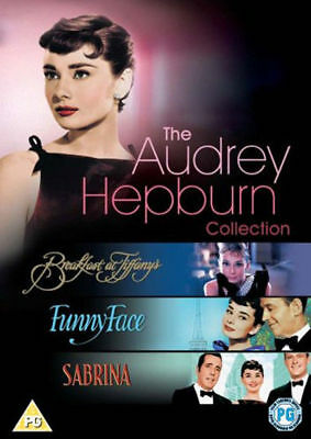The Audrey Hepburn Colección - Breakfast At Tiffany's / Funny Face / Sabrina DVD