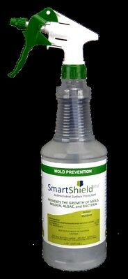 Healthier Sciences Smart Shield Antimicrobial Protectant Eco Safe Cleaner 32 oz