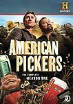 AMERICAN PICKERS SEASON 1 New Sealed 3 DVD History Channel